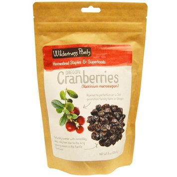 Wilderness Poets, Oregon Cranberries, 8 oz (226.8 g)