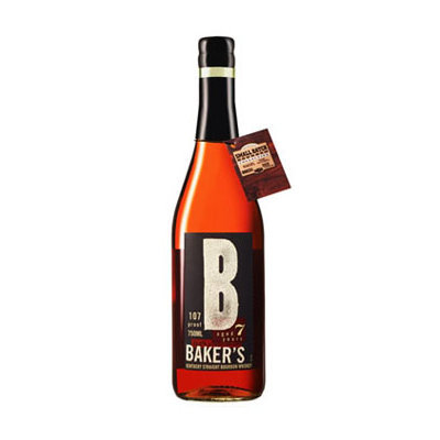 Baker's Bourbon 7 Year Old