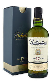 Ballentine's Scotch 17 Year