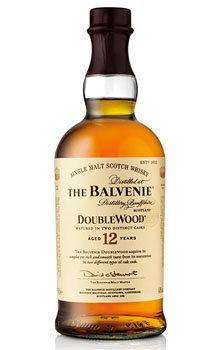 Balvenie 12 Year Old Doublewood Single Malt Scotch