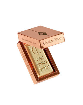 Charlotte Tilbury 'Bar of Gold' Light-Reflecting Highlighter (Limited Edition)