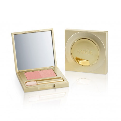 Babor Super Soft Eye Shadow Duo 02 Soft Rose