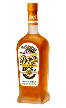 Bayou Rum Liqueur Satsuma