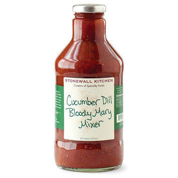 Stonewall Kitchen Gluten-free Cucumber Dill Bloody Mary Mixer, 24 Ounces