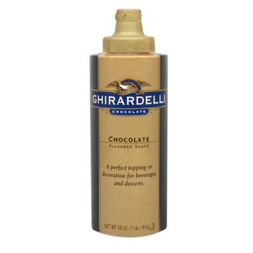 Ghirardelli Flavored Sauce Chocolate