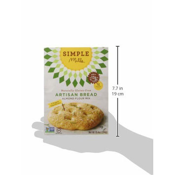 Simple Mills Variety Pack - Artisan Bread, Chocolate Chip Cookie, Chocolate Muffin - Pack of 3 [Variety Pack #3]