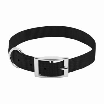 Westminster Pet Products 6 Packs PE 1x26 BLK Dog Collar