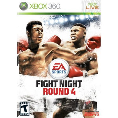Electronic Arts Fight Night Round 4 Xbox 360 (Xbox 360 Game Only )