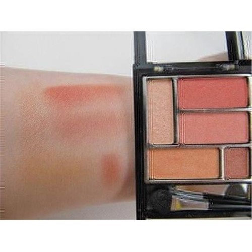 Merchandise 8646910 Colormates 5Pan Eye Shadow Tropical