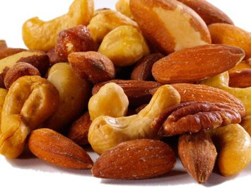 Agro Foods, Inc Roasted Salted Deluxe Mixed Nuts (1LB)