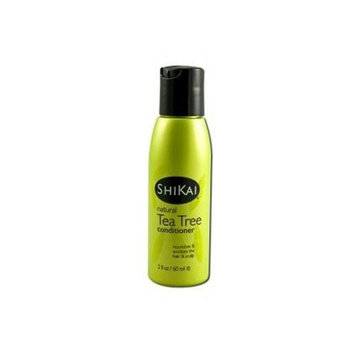 Shikai - Tea Tree Conditioner - 2 fl. oz. (60 ml) by ShiKai