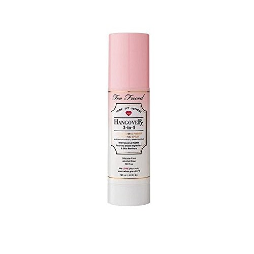 Too Faced Hangover 3-in-1 Replenishing Primer and Setting Spray Travel size 0.06 oz