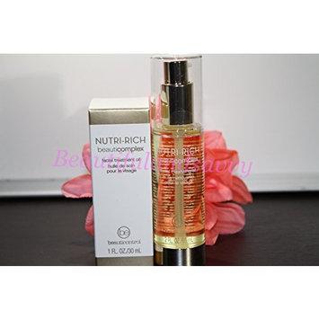 Beauticontrol Nutri-Rich Beauticomplex 2 Piece Set (Facial Treatment Oil & Facial Cleansing Oil)