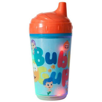 Cudlie Nickelodeon Bubble Guppies Light Up Toddler Sip Cup