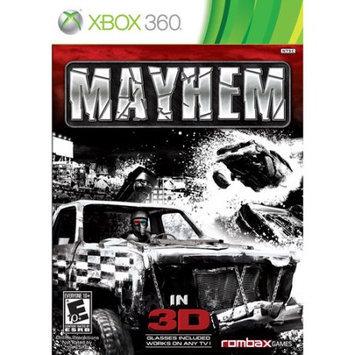 Zoo Games, Inc Mayhem 3D - Xbox 360