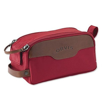 Orvis 1856 Lightweight Travel Kit - Special Edition, Red