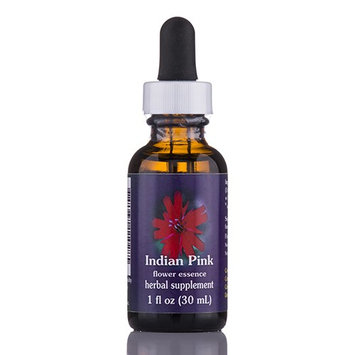 Indian Pink Dropper, 1 oz, Flower Essence Services