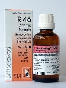 Arthritis Formula R46 50 ml by Dr. Reckeweg