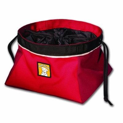 RUFFFWEAR Ruffwear - Quencher Cinch Top, Waterproof, Collapsible, Closeable Dog Bowl