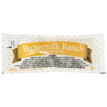 Portion Pack Buttermilk Ranch Dressing, 0.32-Ounce Single Serve Packages (Pack of 500)