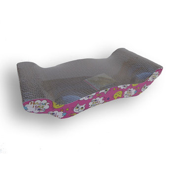 HDP Cat Scratcher with Catnip Size:Small