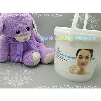 Huini Herbicos Chamomile Ultra-calm Cooling Powder Mask 35.2oz for Sensitive Dehydration Skin CD-AO050