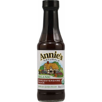 Annie's Worcestershire Sauce OG2 6.25 oz. (Pack of 12)