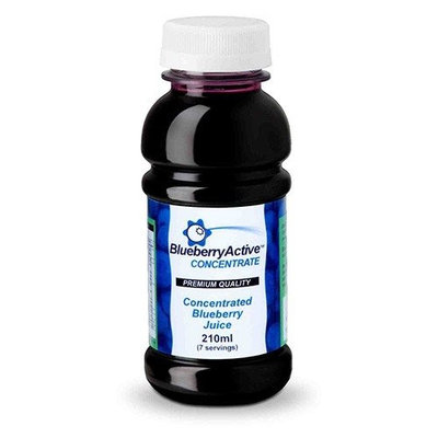 (10 PACK) - Cherry Active - BlueberryActive Concentrate | 210ml | 10 PACK BUNDLE