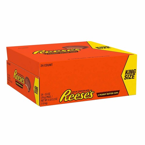 Reese's Peanut Butter Cups, King Size (24 ct.)