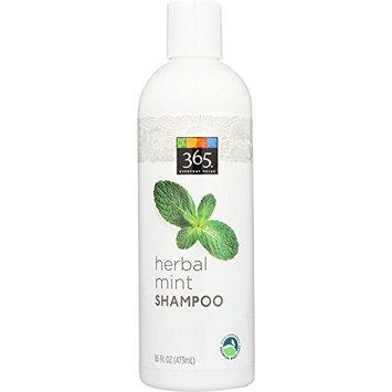 365 Everyday Value Herbal Mint Shampoo, 16 fl oz