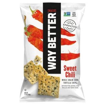 Way Better® Sweet Chili Tortilla Chips - 11oz