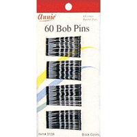 Annie 60 Bob Pins Black 2