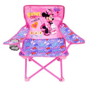 Desigual Disney's Minnie Mouse Fold N' Go Chair, Multicolor