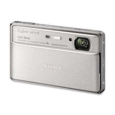Sony Cyber-shot DSC-TX100V Silver Digital Camera