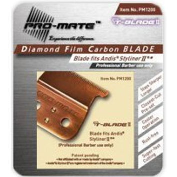 Pro-Mate T-Blade PM1200 Fits Andis Styliner II, M3