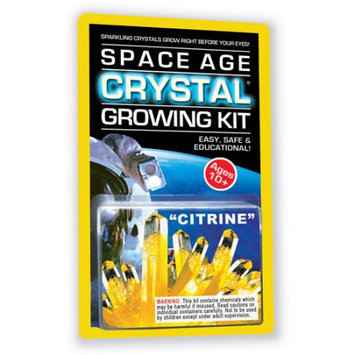 Kristal 621 Space Age Crystals Growing Kit Mini Citrine