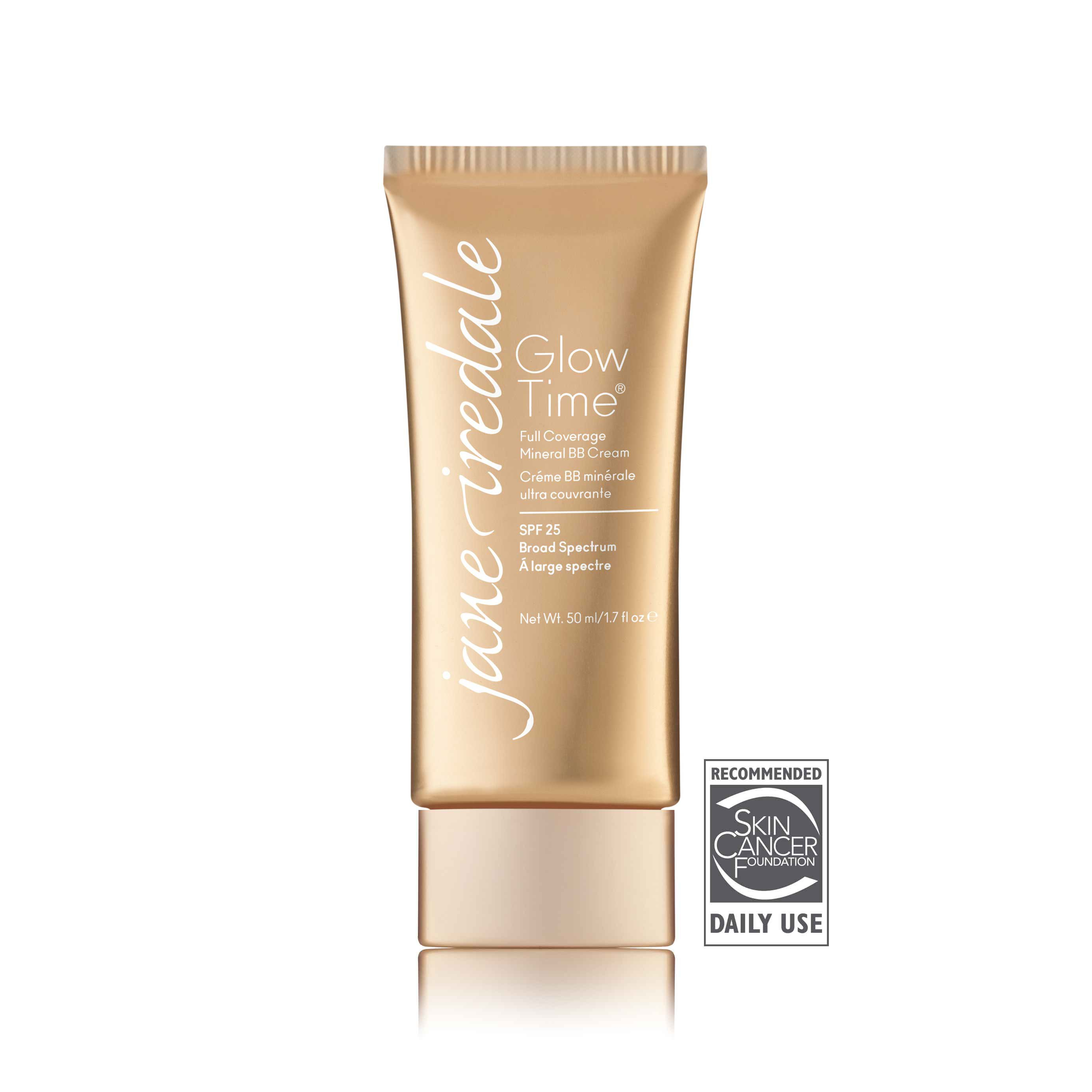 jane iredale Glow Time® Full Coverage Mineral BB Cream SPF 25/17