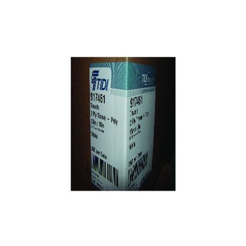 Tidi 2 ply Tissue/ Poly Professional Towels, White 13x18, 500/case #917461