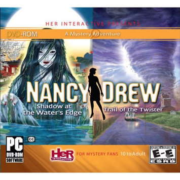 Cosmi Corporation Nancy Drew 2 Pack: Trail of the Twister