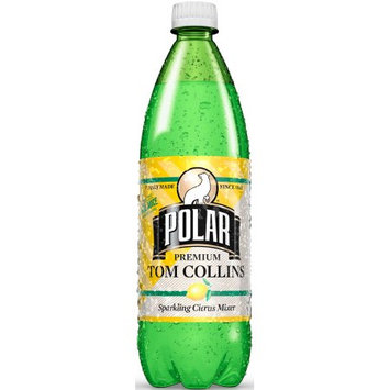 Polar Tom Collins Mixer, 33.8 Fl Oz (Pack of 12)