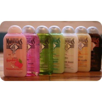 Le Petit Marseillais Shampoo 6 Bottles, Your Choice of Scents, All Natural (Extracts from the Nettle plant and Lemon)