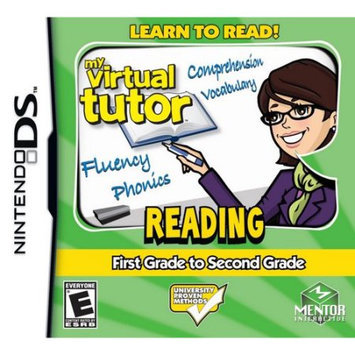 Mentor Interactive, Inc. My Virtual Tutor: Reading - First to Second Grade