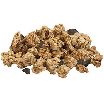 Erin Baker's Homestyle Granola, Peanut Butter Chocolate, Gluten-Free, Ancient Grains, Non-GMO, Cereal, Bulk 10-pound bag [Peanut Butter Chocolate]