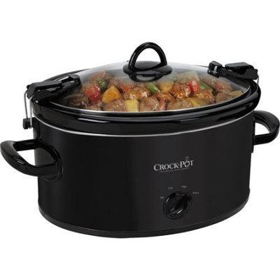 Crock-pot Crock Pot SCCPVL600-B 6 Quart Cook and Carry Slow Cooker, Black