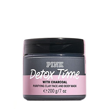 Victoria's Secret PINK Detox Time Purifying Clay Face & Body Mask
