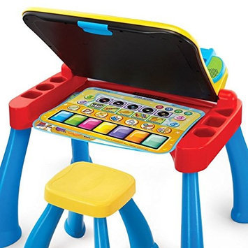 VTech Touch and Learn Activity Desk Deluxe []