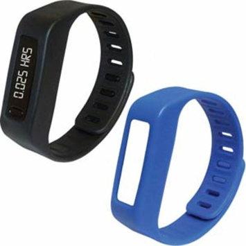 Lifeforce Fitness Tracker/Watch (Black/Blue)