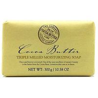 Cocoa Butter Triple Milled Moisturizing Soap - 10.58 oz Large Bar