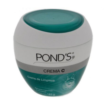 Unilever Ponds Cleansing Cream 185g - Crema C de Limpieza (Pack of 2)