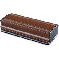 Lorell Magnetic Eraser - Magnetic - Mahogany - Aluminum (llr-59266)
